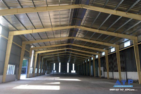 Nhà xưởng 1000m2