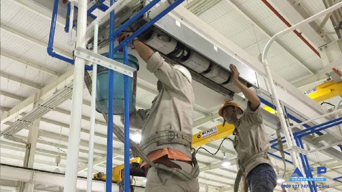 Sửa chữa nhà xưởng tại Đồng Nai