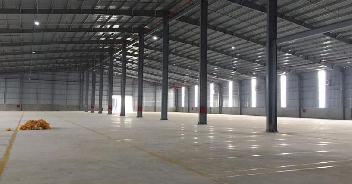Mở rộng nhà xưởng dưới 500m2