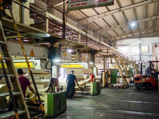 Mở rộng nhà xưởng